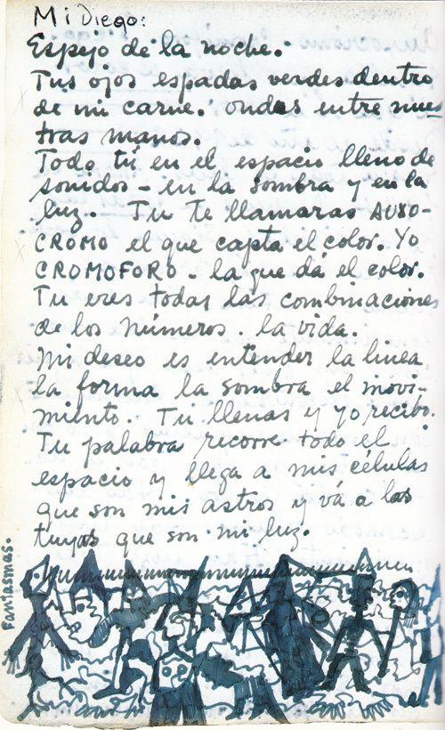 Cartas De Frida Kahlo Y Diego Rivera Cartas De Frida Kahlo Frida Kahlo Frida