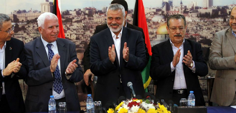 The Seven-Year Itch: The reconciliation deal between Hamas and the PLO is long overdue. And America should welcome it.