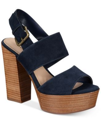 531a8e4e6f ALDO Women's Maximoa Platform Block-Heel Sandals $90 | Shoes | Shoes ...