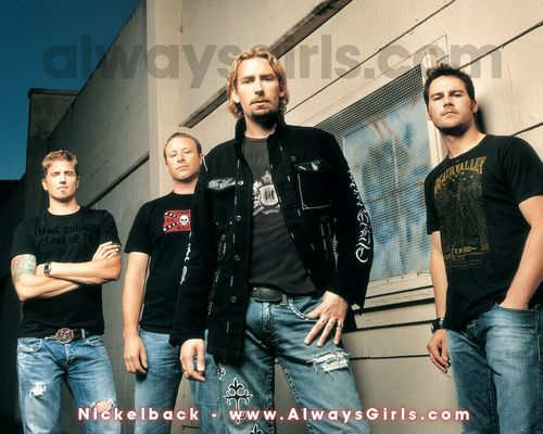 Nickelback images Nickelback HD wallpaper and background photos ...