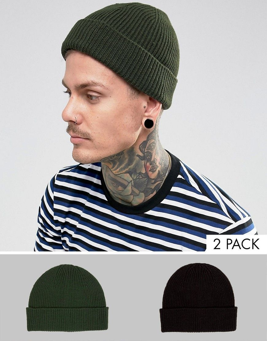 81351d2a824 Get this Asos s winter hat now! Click for more details. Worldwide shipping.  ASOS