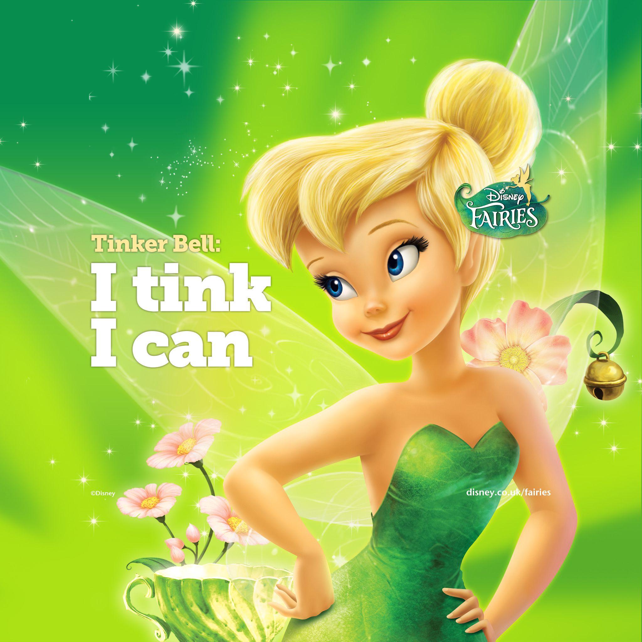 Disney Fairies Tinkerbell Tink Tinker Bell Ipad Tinkerbell