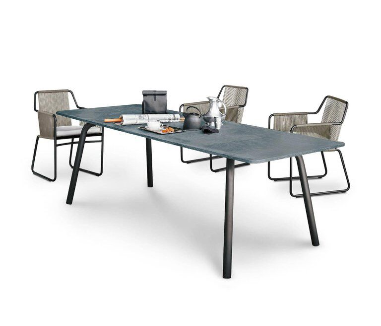 Roda Grasshopper Dining Table For Outdoor/Indoor Use For Eight Ten People
