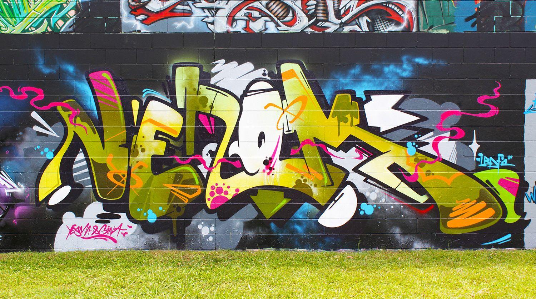 Graffiti ART - Komplex Graphix by Andrew Bourke | Street art/wall ...