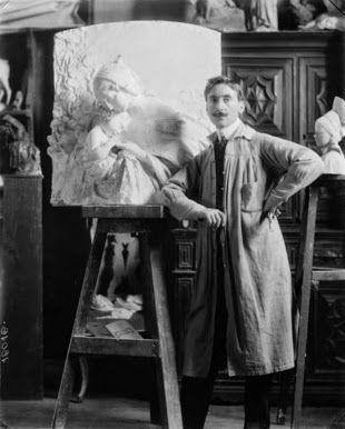 Pietro Canonica ~ Classical sculptor   Tutt'Art@   Pittura * Scultura * Poesia * Musica  