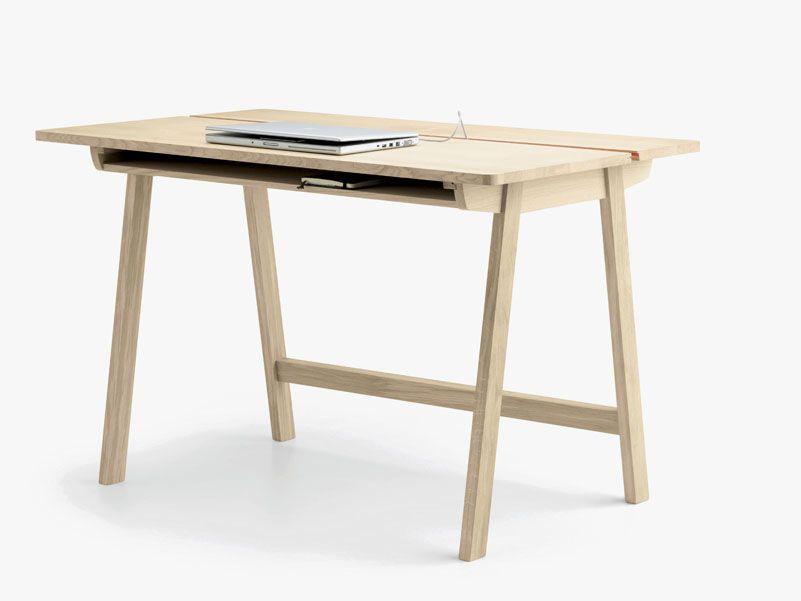 Alki contemporain bureau chene massif landa design accoceberry 01