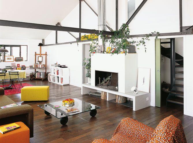 Visites D'intérieurs De Maisons D'appartements Et De Lofts Elle