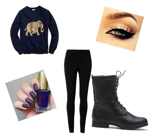 """""""Untitled #17"""" by tmm-360 on Polyvore featuring Max Studio and J.Crew"""