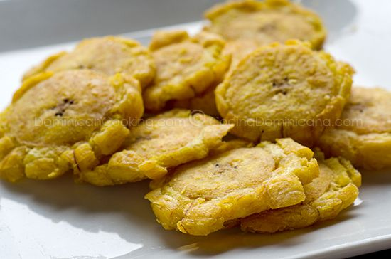 Tostones Recipe Video Of Twice Fried Plantains Recipe Plantains Fried Food Recipes