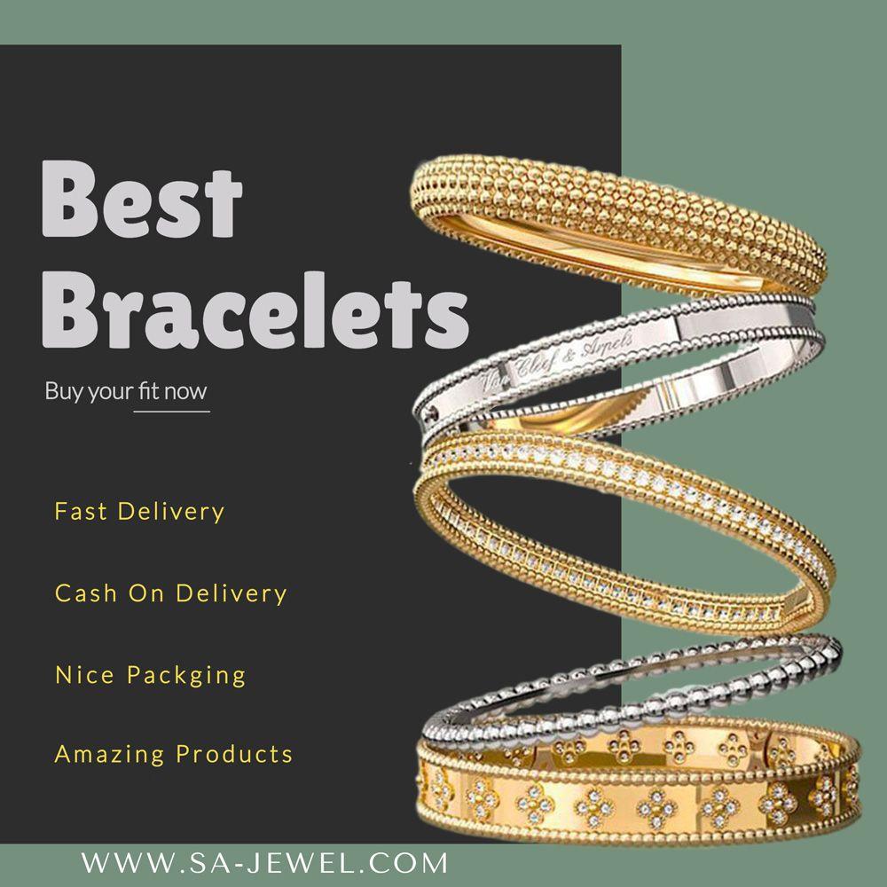 تسوقي من اجمل الاساور والاكسسوارات الشهيره اساور اسواره اكسسوارات سلاسل سلسال Jewelry Bracelets Rose Gold Ring