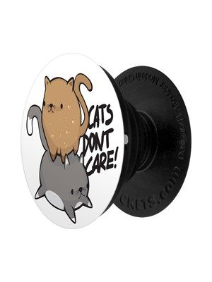 4e5b8b1e7db PopSocket - Phone Stand and Grip. Calling all cat fanatics! This adorable  PopSocket is going to bring a smile to your face every time you pop it!