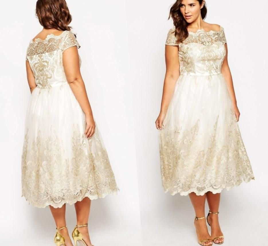 Superbe Plus Size Dresses For A Summer Wedding