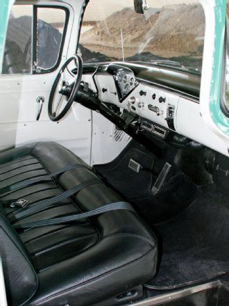 1955 Chevy 3100 Interior 1955 Chevy Truck Interior 57 Chevy Trucks