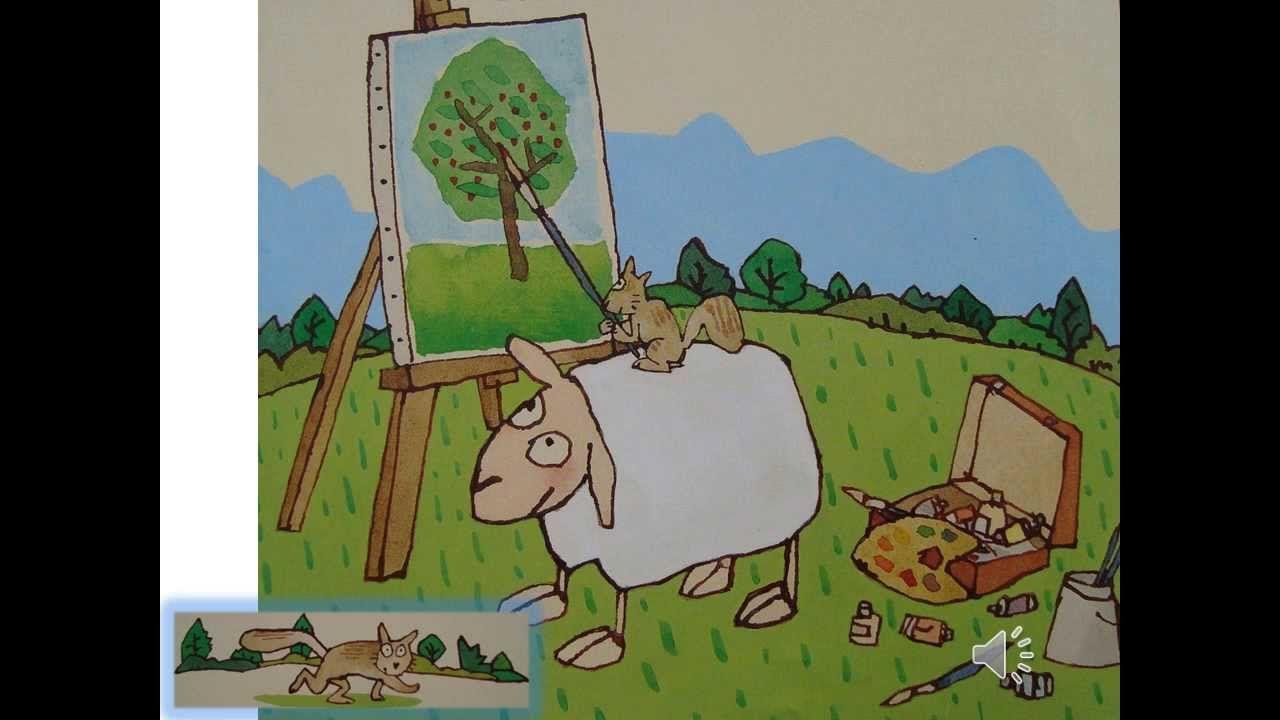 Pablo maakt een kunstwerk- digitaal verhaal