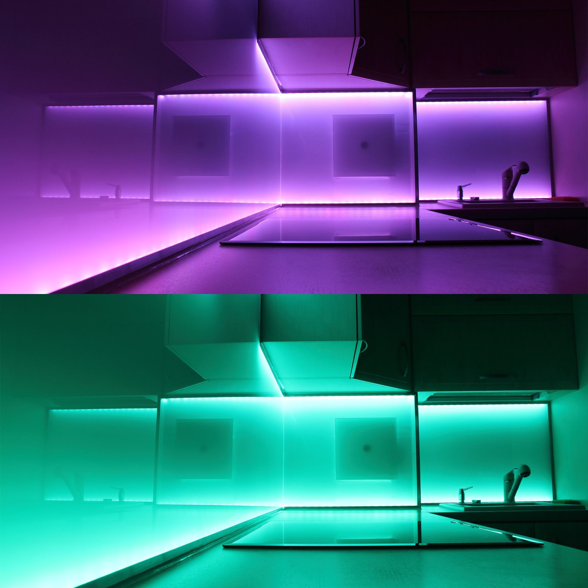 Was Ist Deine Lieblingsfarbe Led Lichtleiste Led Lichtband Led Stripes