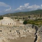 The theatre in Patara