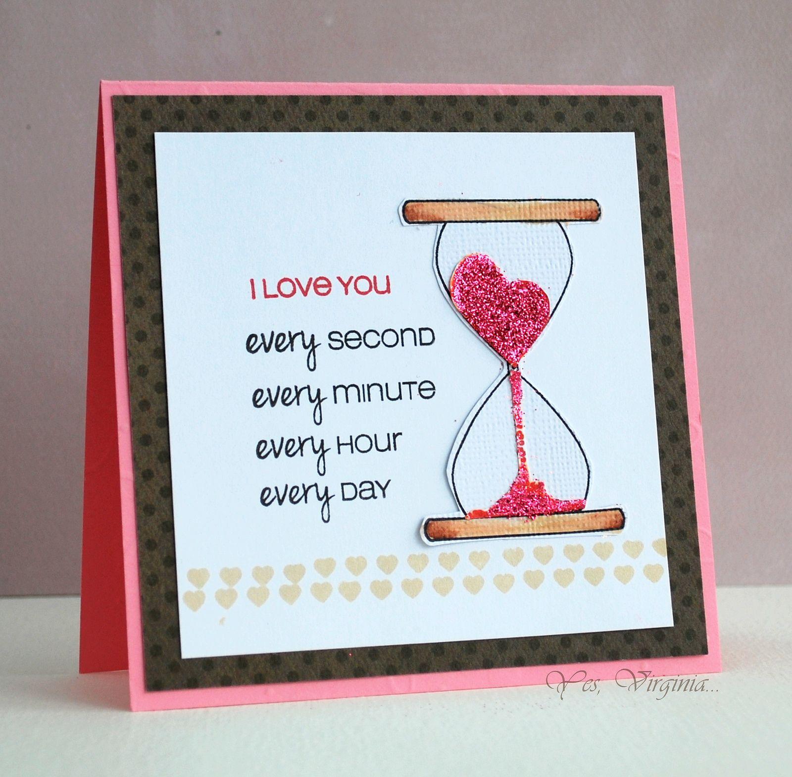 I Love You Valentines Cards Birthday Cards Diy Birthday Cards