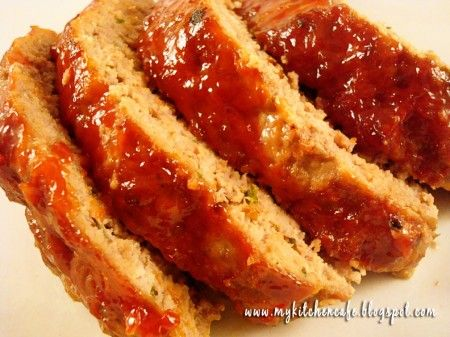 Glazed Meatloaf Tender And Flavorful Mel S Kitchen Cafe Recipe Food Meatloaf Glaze Meatloaf Recipes