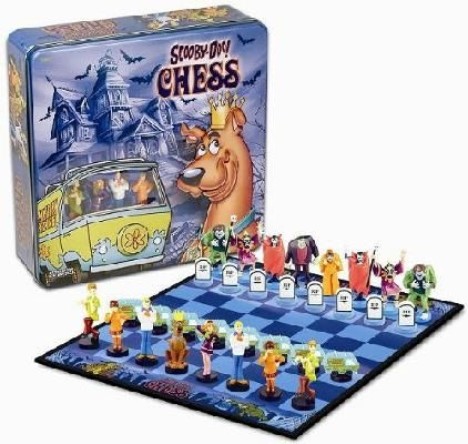 Scooby Doo Chess Yardseller Scooby Doo Games Scooby Doo Toys