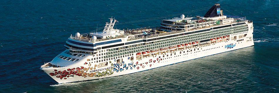 Norwegian Cruise Line :15 TV Commercial