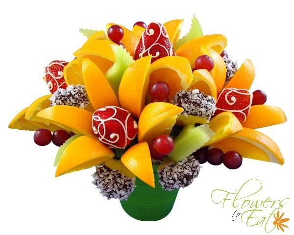 Best Fruit Arrangements Spectacular Starburst Made With