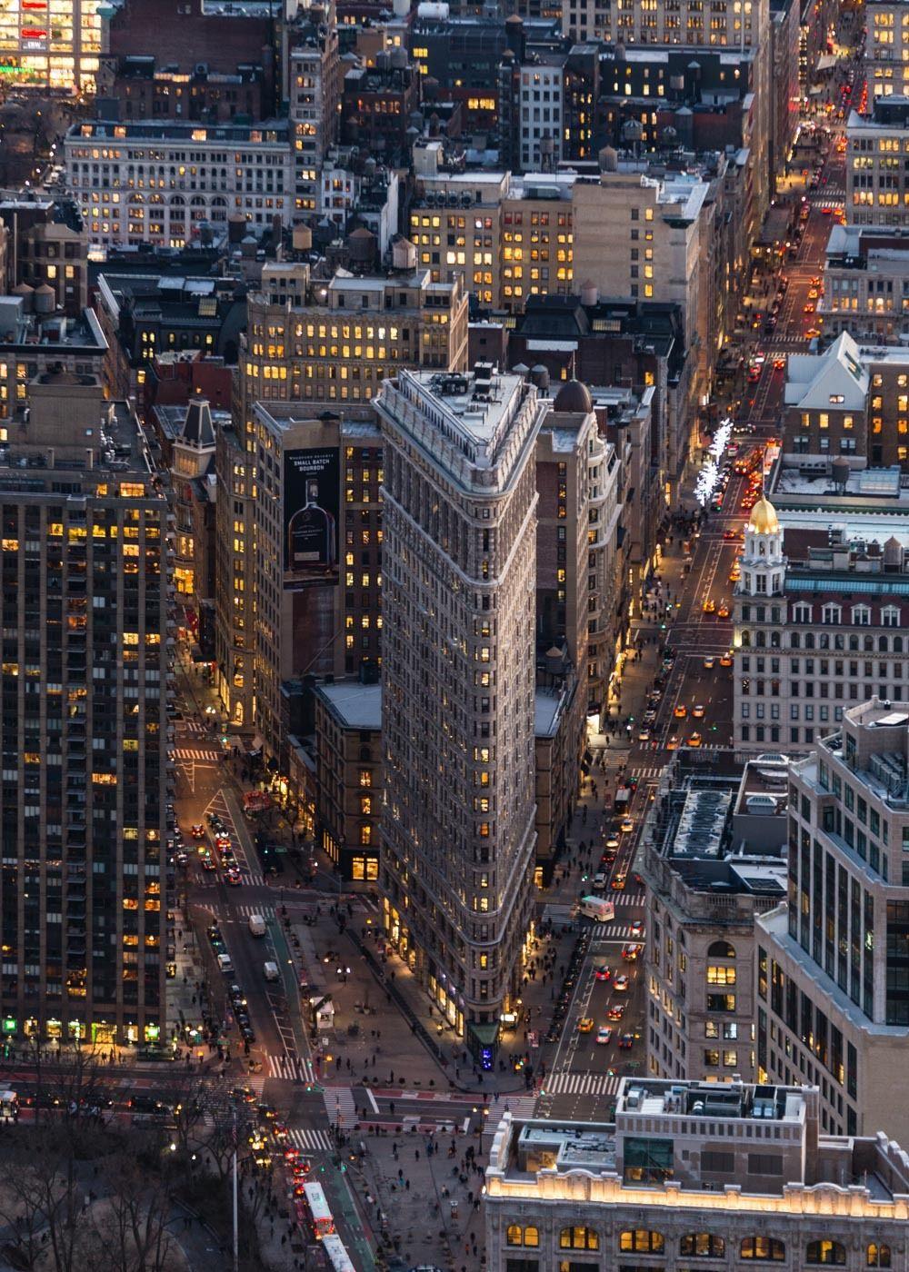 Flatiron Building By Imxplorer Flatiron Building New York City