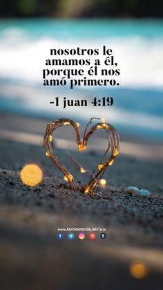#Amor #AmordeDios #CitasBiblicas #Juan #AdorandoalRey