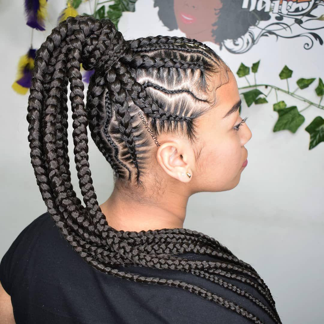 2020 African Hair Braiding Styles Super Flattering Braids You