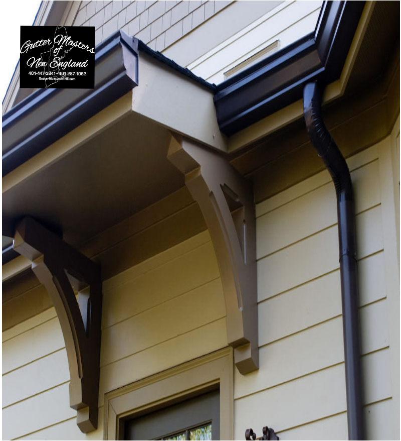 Long Lifespan Aluminum Gutters Are Highly Durable Can Last Up To 30 Years They Will Also Neve In 2020 How To Install Gutters Gutter Repair Seamless Gutters