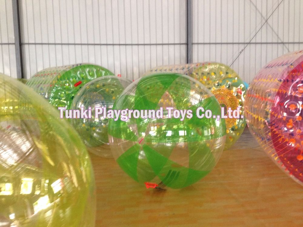Top Quality Inflatable Water Walking Ball Water Zorb Ball Human Hamster Ball Free Shipping