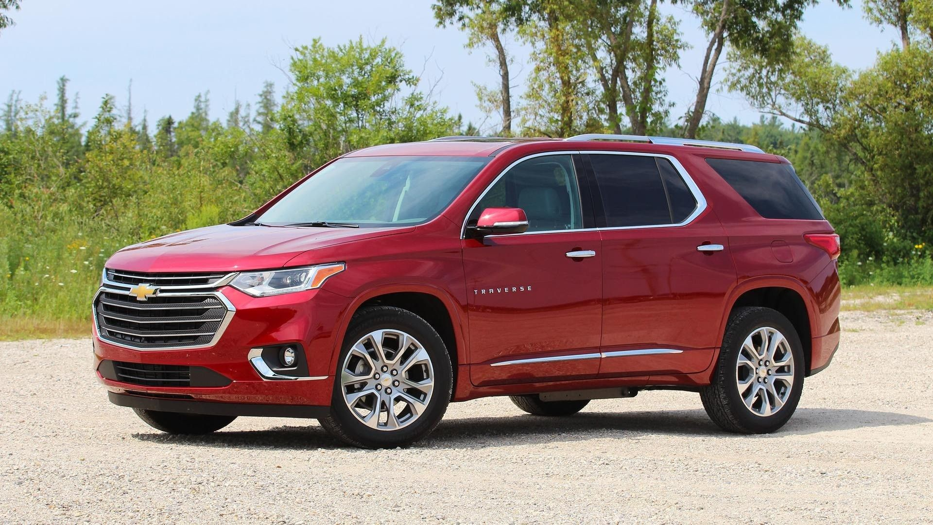 2020 Chevrolet Traverse Rs 2020 Chevrolet Traverse Rs In 2020