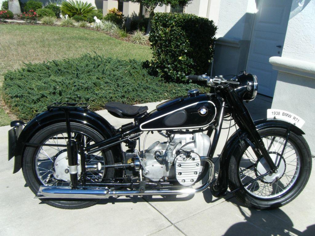 1938 BMW R71 For Sale Vintage Motorcycles Bmw vintage