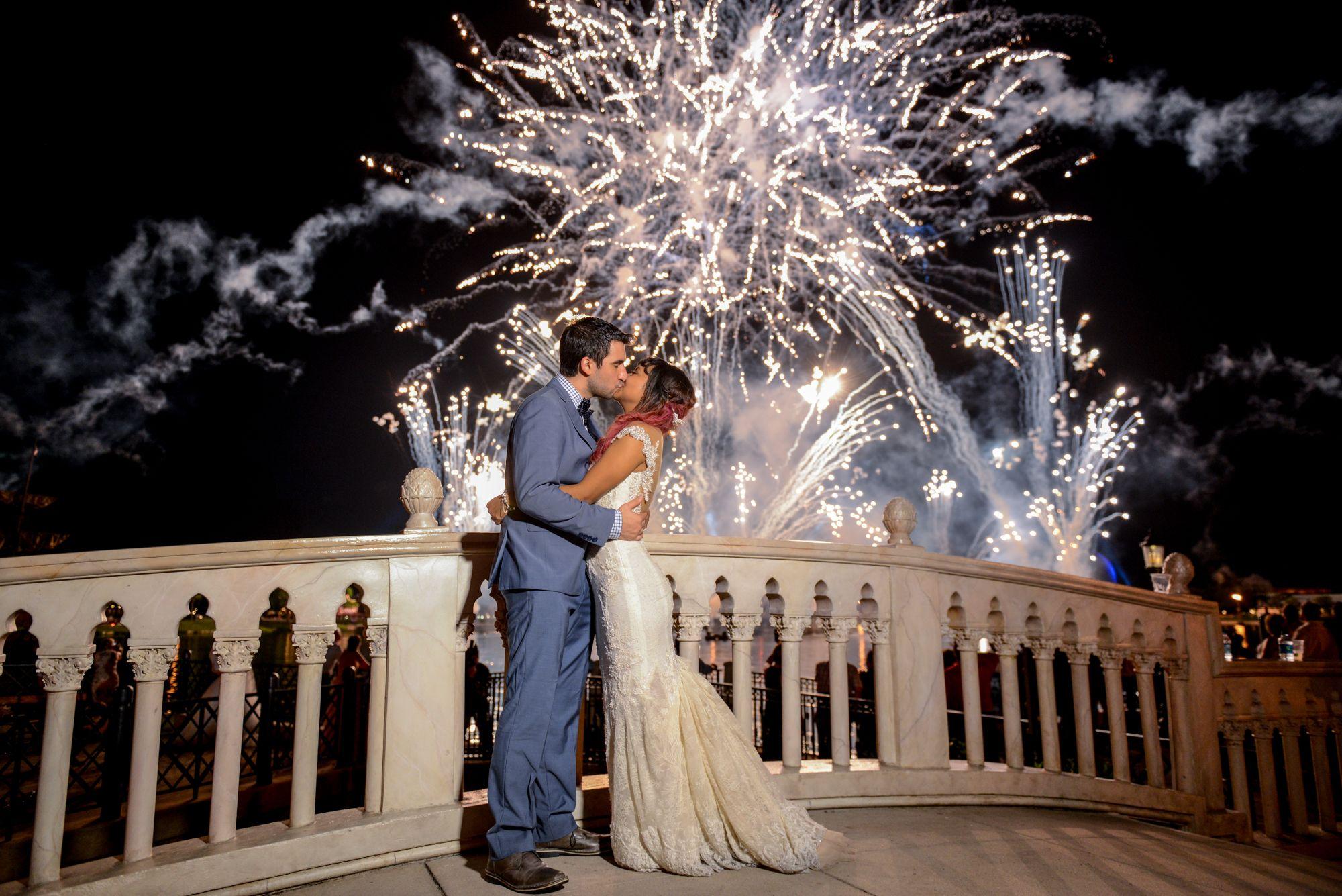 Walt Disney World Wedding Spotlight Carolina And Jubin