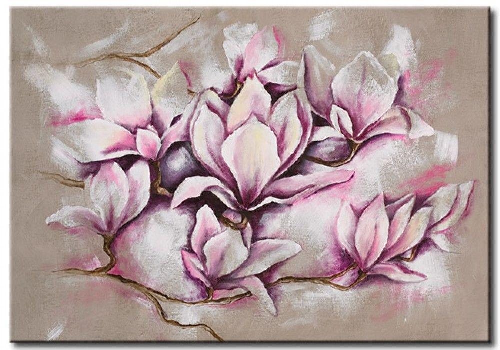 Obraz Na Sciane Magnolie Flower Tattoo Lotus Flower Tattoo Abstract Artwork