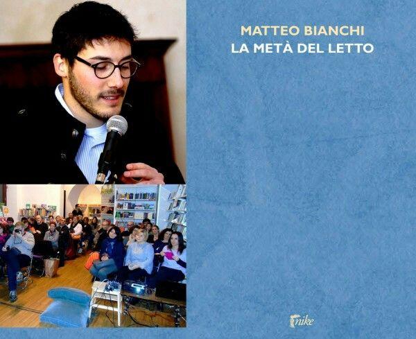 UNA SCONTROSA GRAZIA: incontro con Matteo Bianchi - libreria Mondadori, Trieste, 23 gennaio - a cura di Sandro Pecchiari - per info www.samueleeditore.it - anche in app