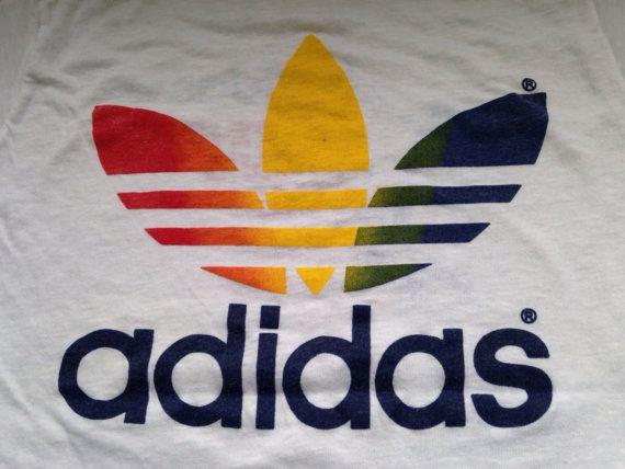 70s adidas t-shirt