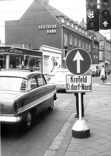 Von 1928 bis ins Jahr 2001 gingen Kunden der Deutschen