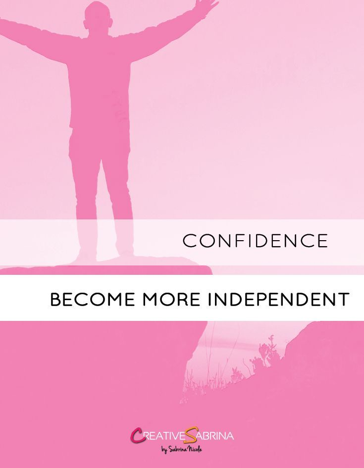 Ways To Become More Independent - Become More Independent  Whatever your situation may be, being independent is a great trait to have. Not to say theres anything wrong in needing someone or something - but being able to depend on and support yourself is