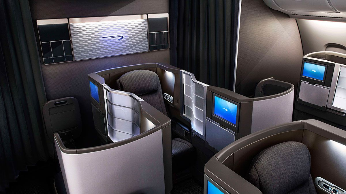 Avail business class tickets from USA to India with