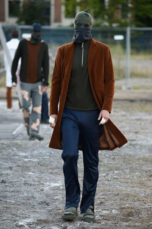 Han Kjøbenhavn SS16.  menswear mnswr mens style mens fashion fashion style runway luxury hankjøbenhavn