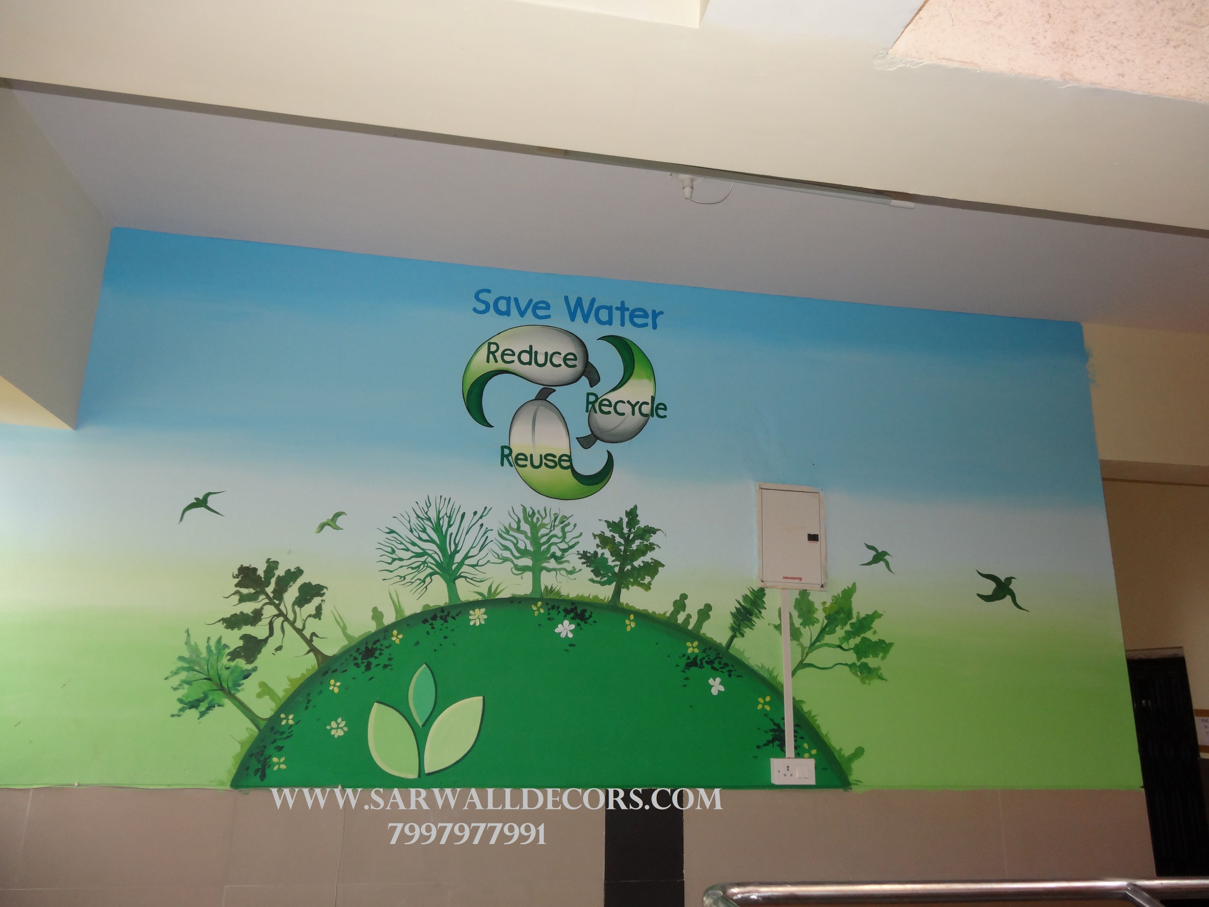 Play School Painting Hyderabad 3d School Wall Painting Specialized