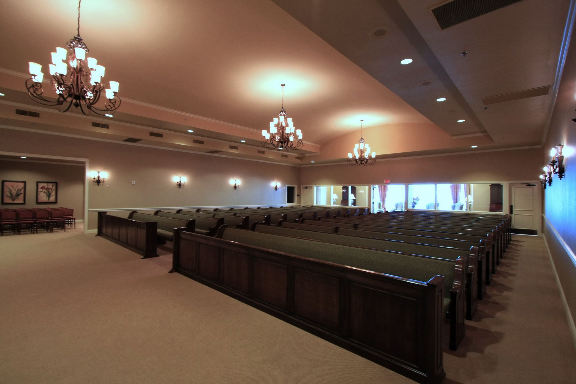 Biggers Funeral Home Jst Architects Funeral Home House Design