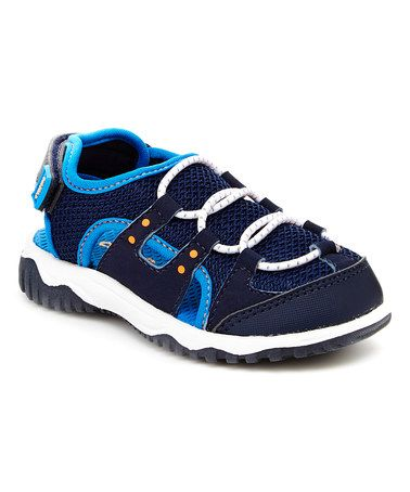 8a853377b7f2 Love this Navy   Blue Pacific Athletic Sandal on  zulily!  zulilyfinds