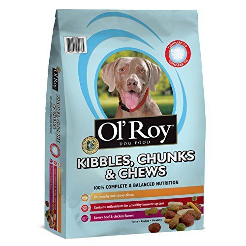 Ol Roy Kibbles Chunks And Chews See This Great Product Note