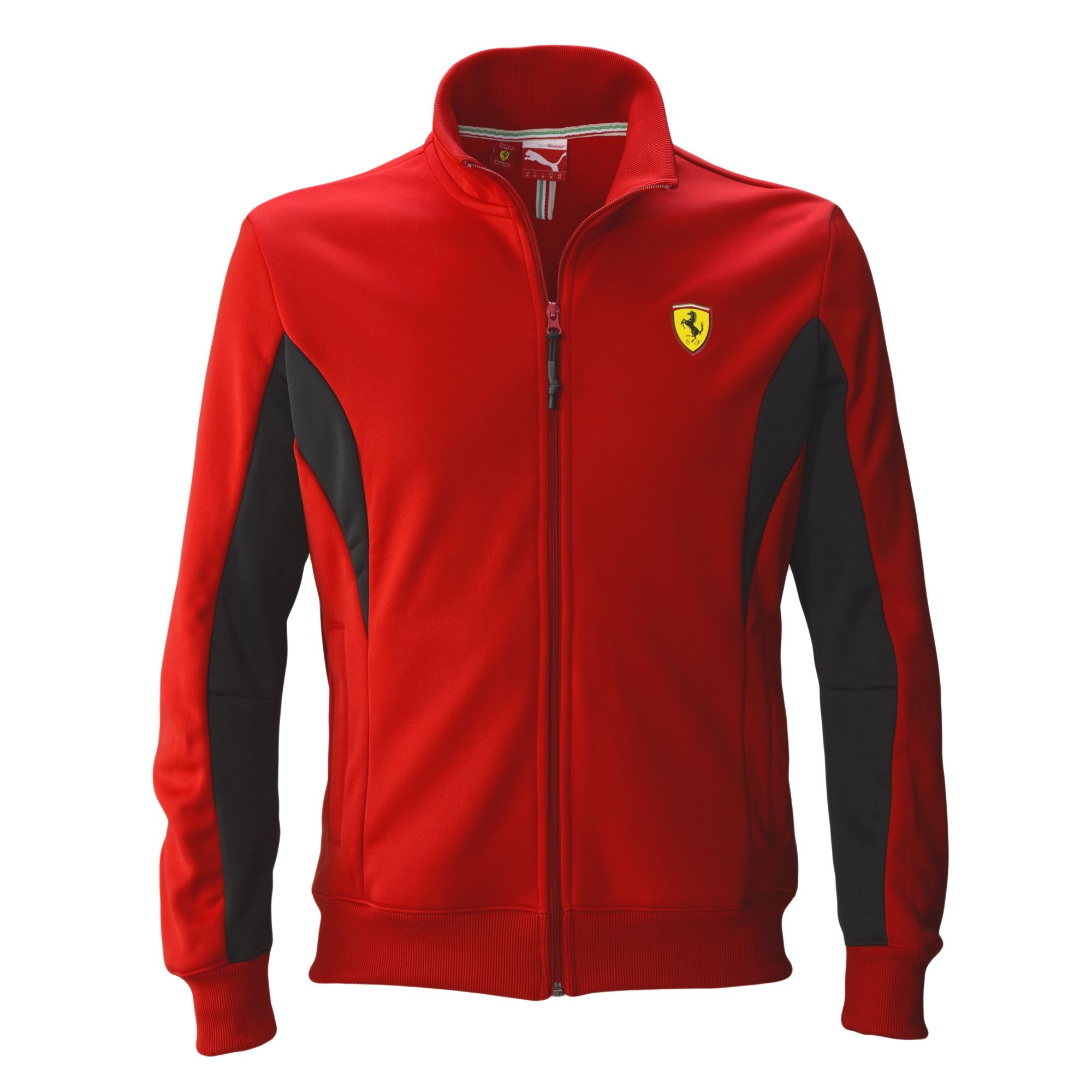 itm mens pace new s ebay hooded track evolution jacket puma men pna lab ferrari