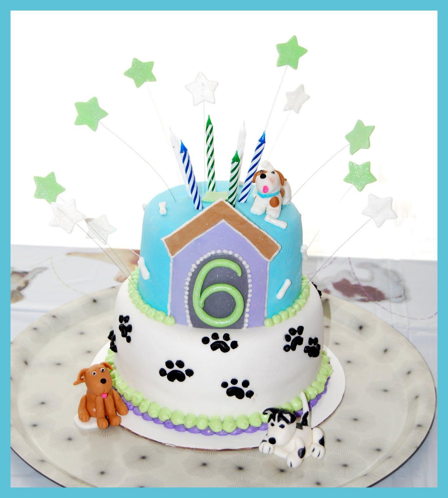 Jeneze Cake Design Puppy Cake Utah County Cake Decorator