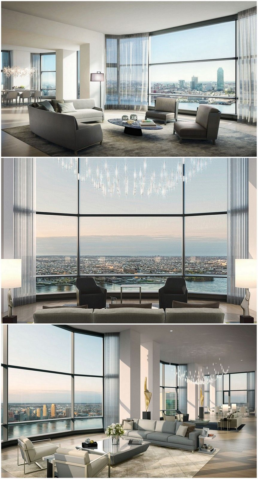 by styleestate 50 United Nations Plaza, NY Luxury