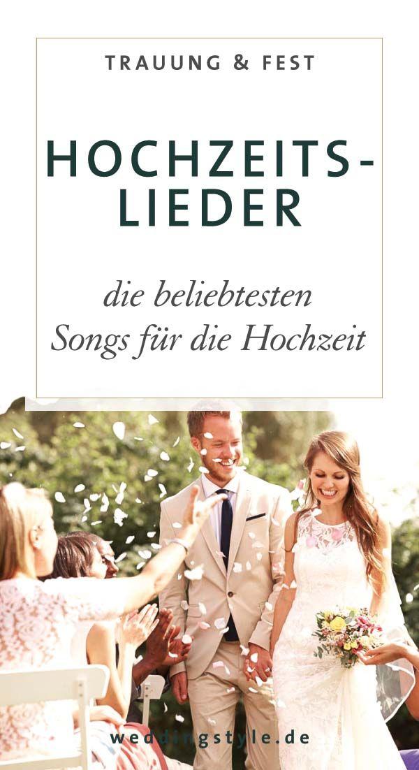 Wir Haben Uns Gefragt Was In Diesem Jahr Die Beliebtesten Hochzeitslieder Sind Und Haben Einfach Mal Bei Deeze Hochzeitslieder Lieder Hochzeit Musik Hochzeit