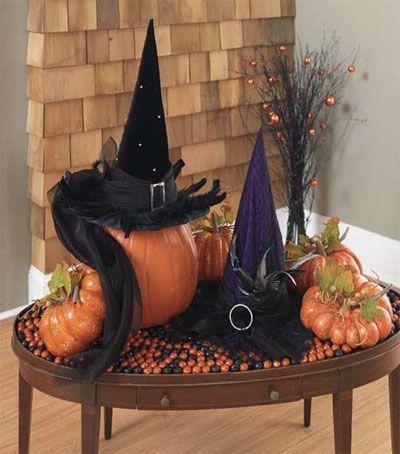 Halloween Decor We All Scream for Halloween! Pinterest Witch