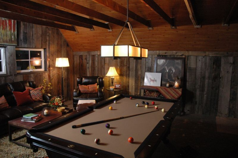 30 Gorgeous Unfinished Basement Ideas On A Budget Man Cave Home